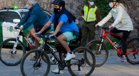 Gobierno anunció querella por agresión a guardias del Parque Metropolitano