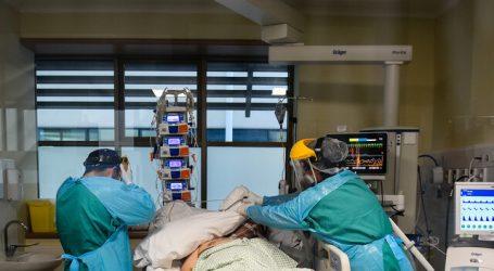 Región del Biobío presenta 827 casos nuevos de Covid-19