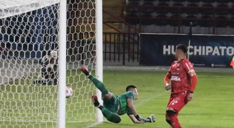 Huachipato superó en su reducto y en 'guerra de goles' a Ñublense