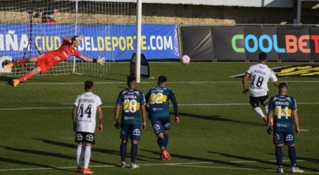 Colo Colo derrotó a Everton en Viña del Mar y salta al cuarto lugar