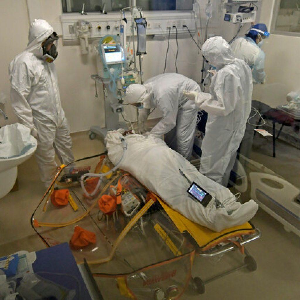 Ministerio de Salud reportó 4.914 casos nuevos de Covid-19 en el país
