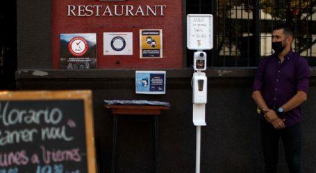 Autoridades refuerzan medidas sanitarias en reapertura de restaurantes