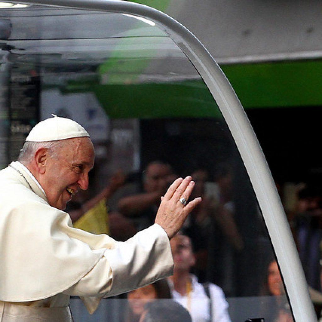 El Papa saldrá del Vaticano para celebrar la misa de la Divina Misericordia