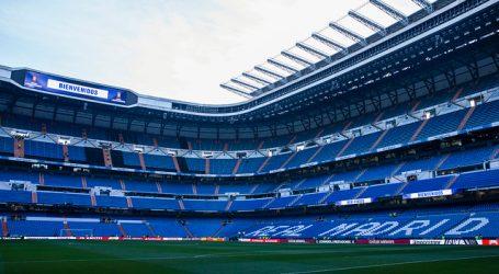 Extinguido un pequeño incendio en las obras del Santiago Bernabéu