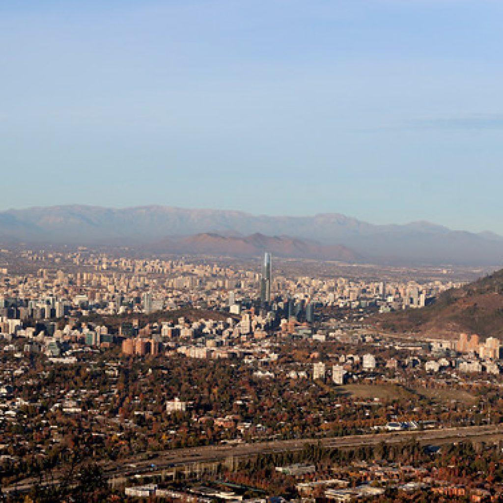 Decretan Preemergencia Ambiental en la Región Metropolitana