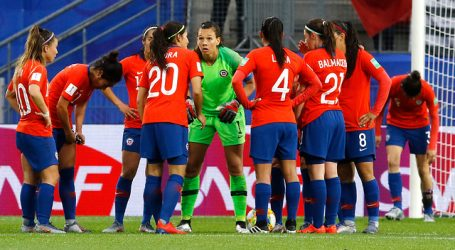 """La """"Roja"""" femenina enfrentará a Alemania en la antesala de los JJ.OO."""