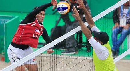Melita Abraham y Esteban Grimalt son los nuevos capitanes del Team Chile