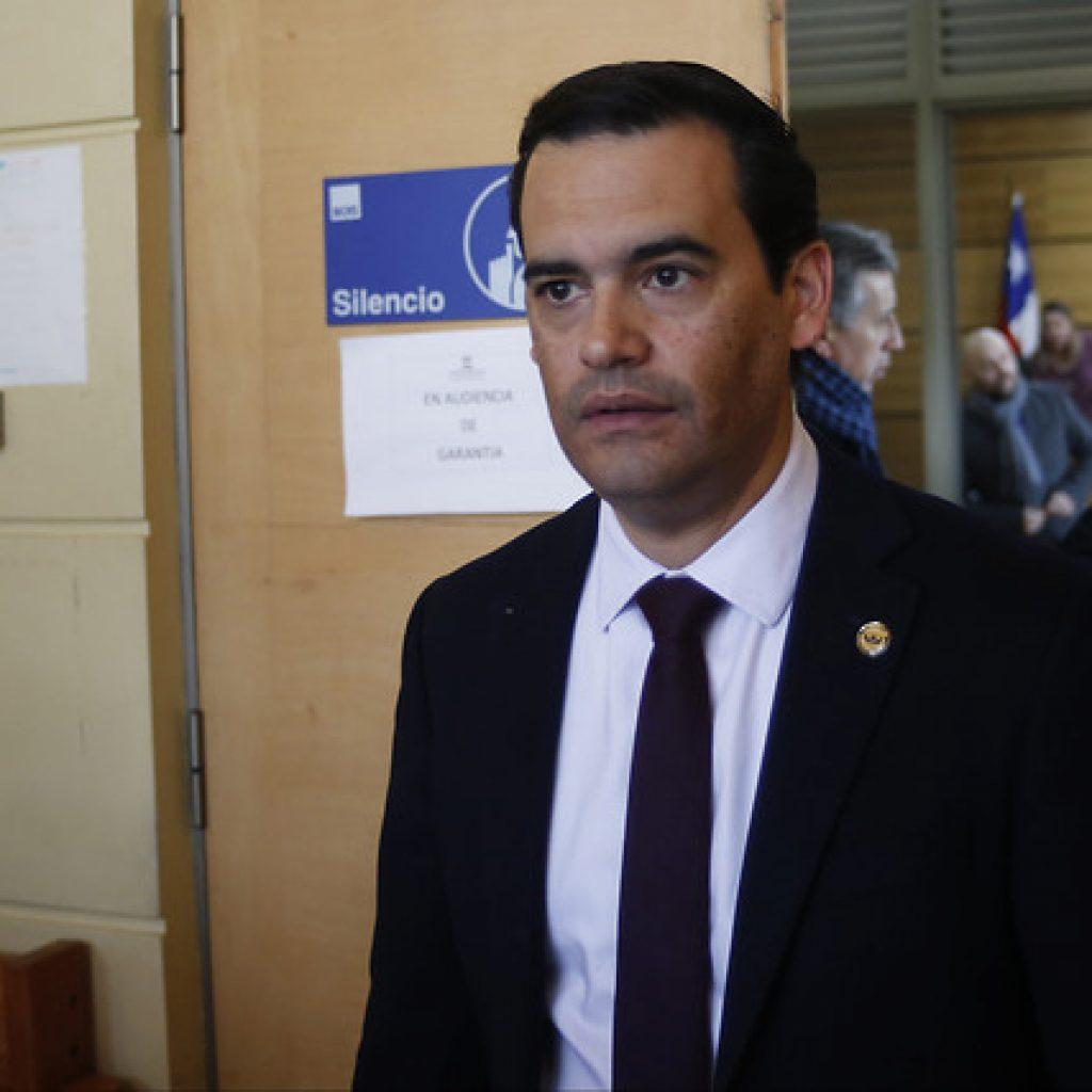 Nombran a Roberto Garrido como nuevo Fiscal Regional de La Araucanía