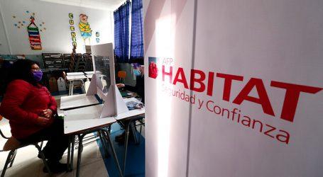 AFP Habitat comienza este jueves pago del bono de $200.000
