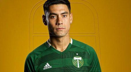 MLS: Felipe Mora marcó un doblete en claro triunfo de Portland Timbers