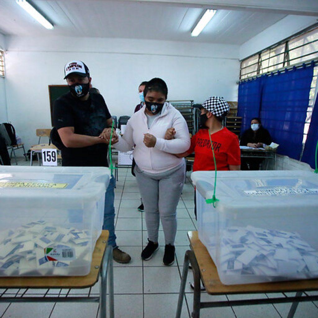 """Fabiola Campillai: """"Le pedimos a la gente que salga a votar"""""""
