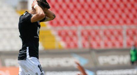 """Óscar Opazo y su presente en Colo Colo: """"Sé que estoy viniendo desde atrás"""""""
