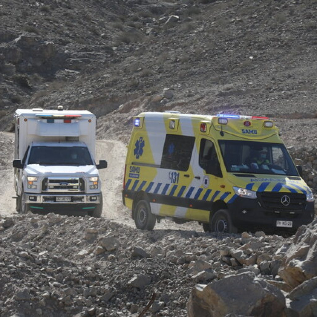 Un muerto deja accidente minero en la comuna de Tierra Amarilla