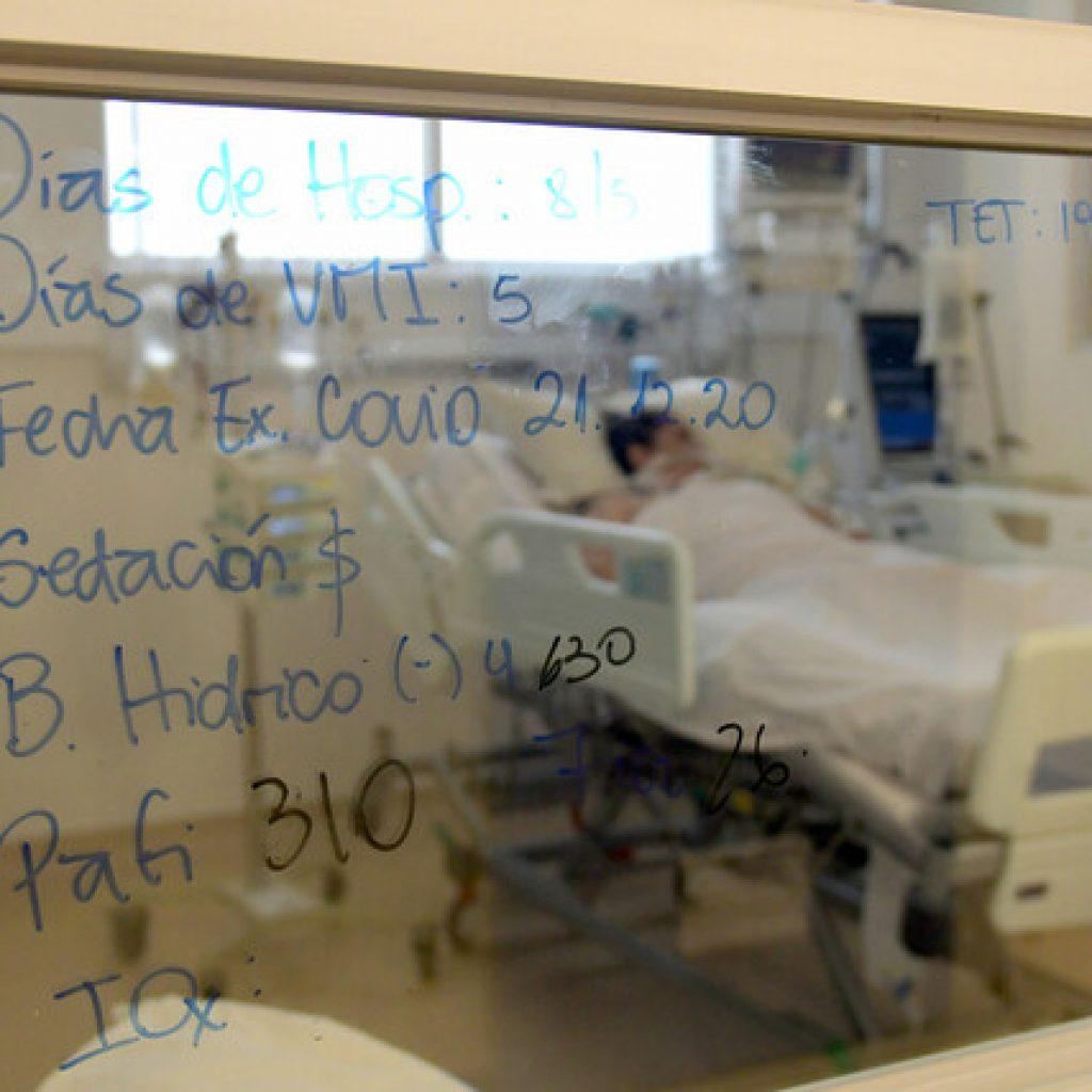 Ministerio de Salud reportó 3.920 casos nuevos de Covid-19 en el país