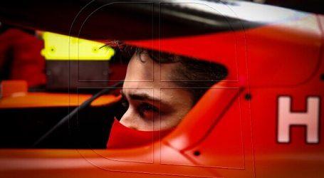 F1: Ferrari domina en la primera jornada de prácticas libres en Mónaco