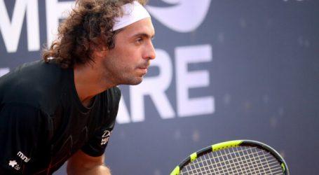 Tenis: Gonzalo Lama cayó de entrada en el torneo M15 de Antalya