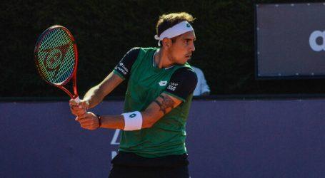 Tenis: Alejandro Tabilo no pudo acceder al cuadro principal del ATP de Ginebra