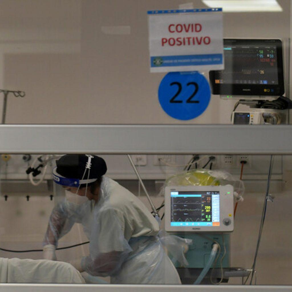 Ministerio de Salud reportó 6.320 casos nuevos de Covid-19 en el país