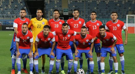La 'Roja' se mantuvo en el decimonoveno lugar del Ranking FIFA
