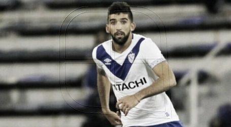 """Emiliano Amor: """"Estaba muy ansioso por comenzar a entrenar"""""""