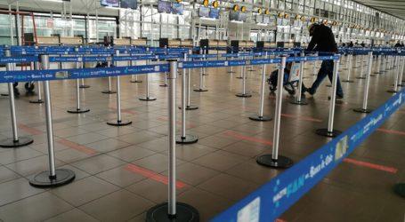 376.542 pasajeros transportados en abril en vuelos nacionales e internacionales