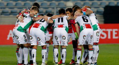 Sudamericana: Palestino igualó en Brasil y suma recién su primer punto
