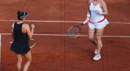 Tenis: Alexa Guarachi cayó en segunda ronda del dobles en WTA 1.000 de Madrid