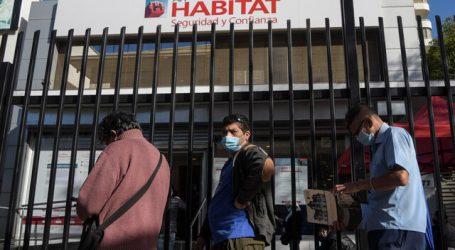 AFP Habitat habilita página para realizar retiro del bono de $200 mil