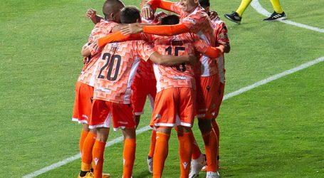 Primera B: Cobreloa venció a San Luis en Calama y consigue su primera victoria