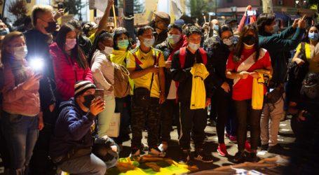Bogotá suspende puntos de vacunación por la situación derivada de las protestas