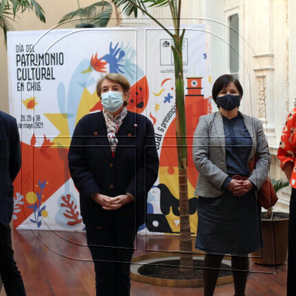 Lanzan el Día del Patrimonio Cultural con inscripción de actividades virtuales