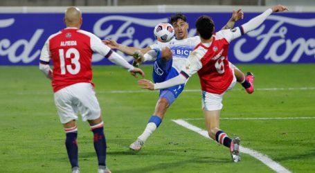 Libertadores: La UC vence a Nacional en San Carlos y logra su primer triunfo