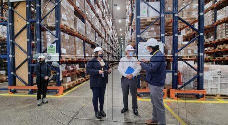 Llegó a Chile nuevo cargamento con 226 mil vacunas Pfizer -BioNTech
