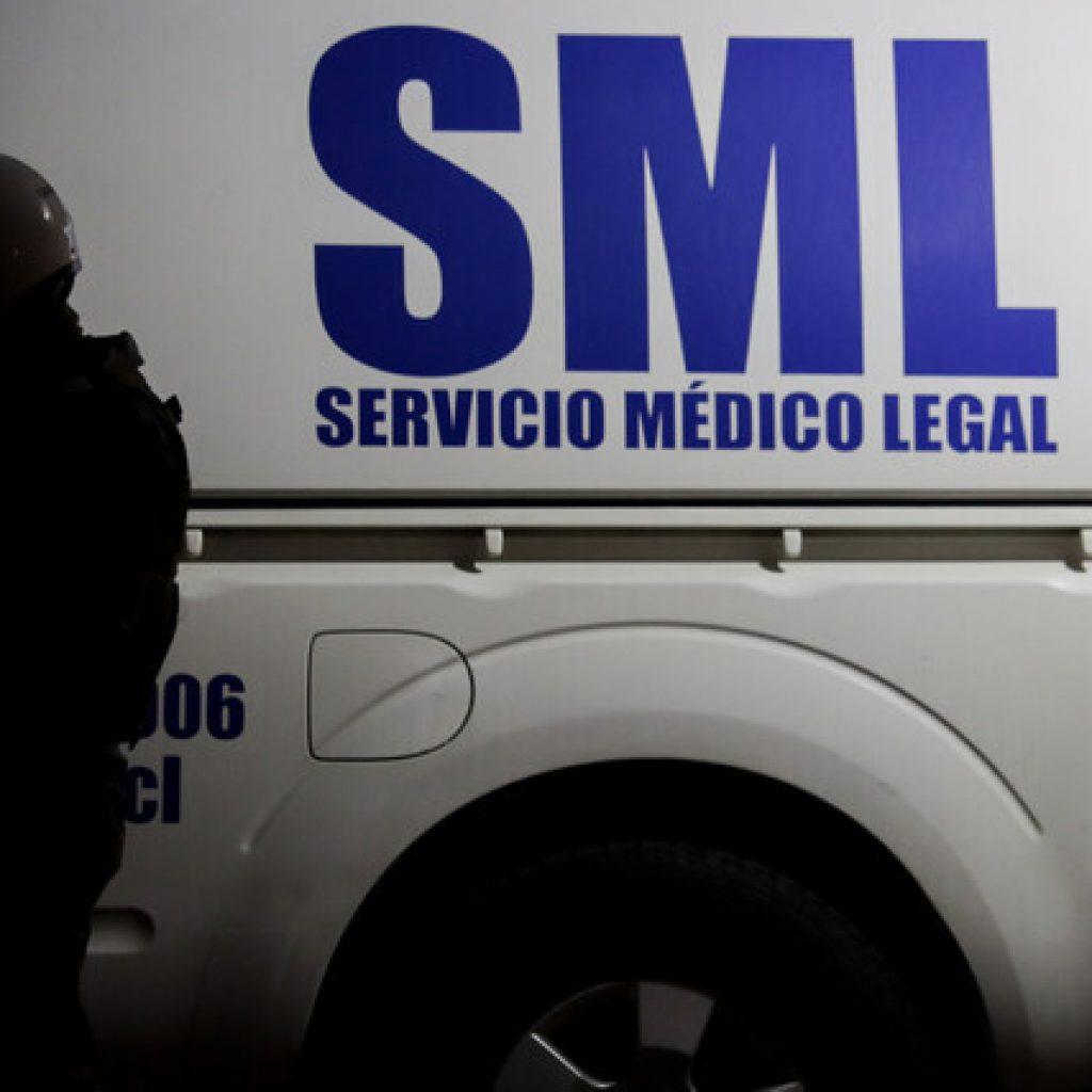 Investigan muerte de madre e hija en la comuna de Recoleta
