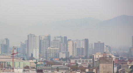 Declaran Alerta Ambiental para este viernes en la región Metropolitana