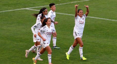 Campeonato Femenino: Colo Colo goleó a La Serena y sigue al frente del Grupo A