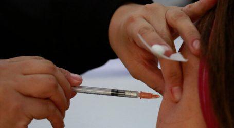 Covid-19: Más de 9 millones de personas ha recibido primera dosis de vacuna