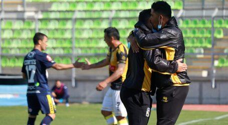 Primera B: Coquimbo Unido se hace del liderato tras superar a U. de Concepción