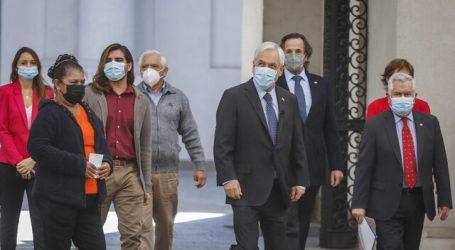 Piñera anunció la publicación de la ley de protección de la Salud Mental