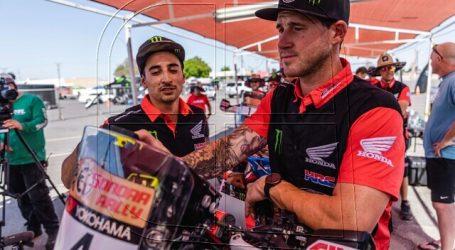 José Ignacio Cornejo se mantiene en el 4° lugar en el Sonora Rally de México