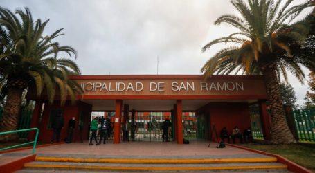 Causa por corrupción: PDI recopiló documentos en municipalidad de San Ramón