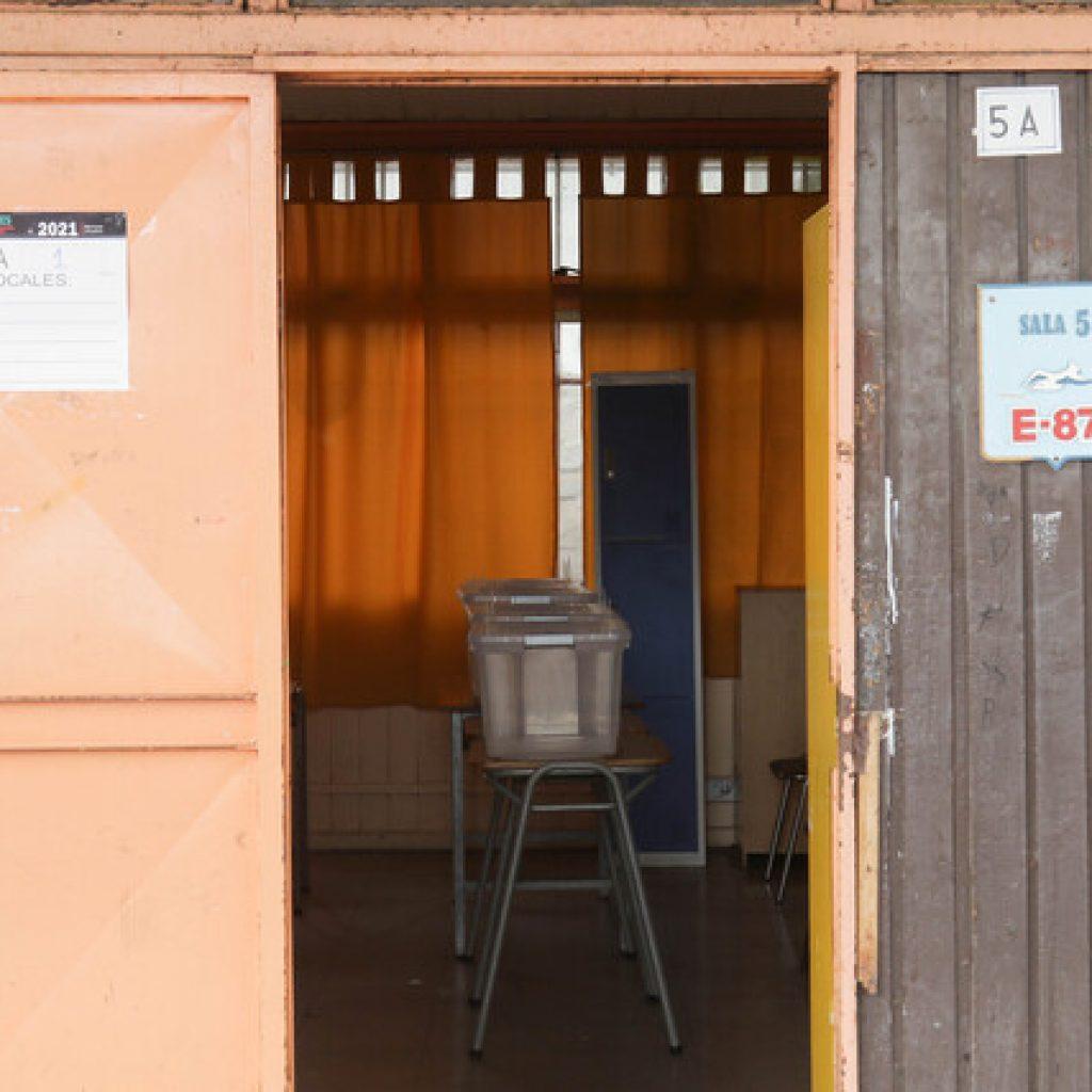 Cruz Roja Chilena ayudará a votantes en primeros auxilios y voto asistido