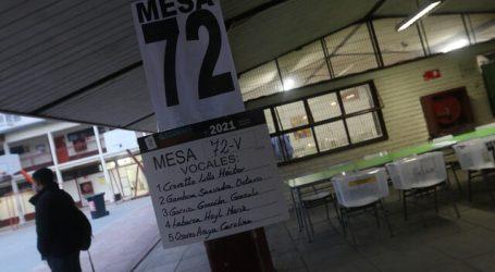 Comenzó constitución de mesas para megaelección de este 15 y 16 de mayo