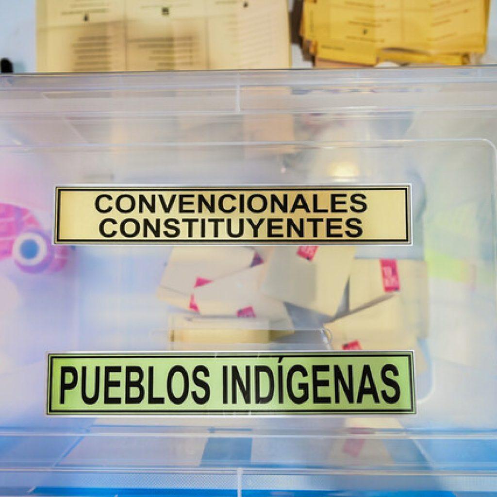Comienza el cierre de mesas de sufragio en la Región de Magallanes