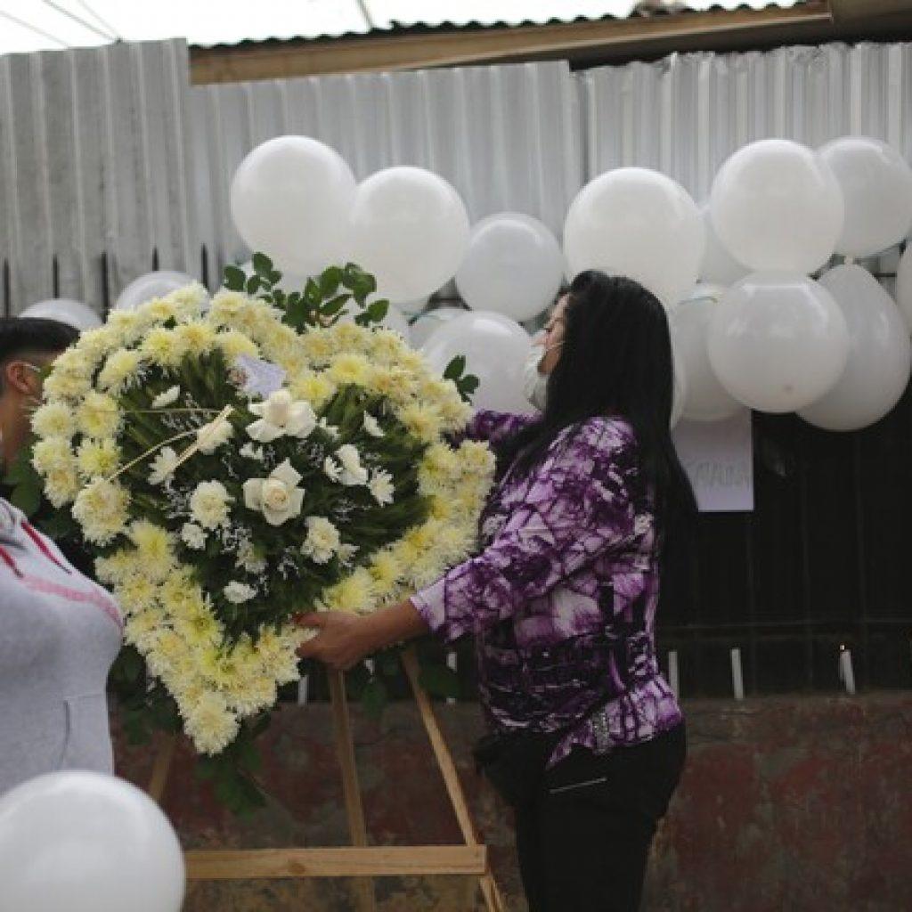 Vecinos realizaron velatón por hermanos asesinados en El Bosque