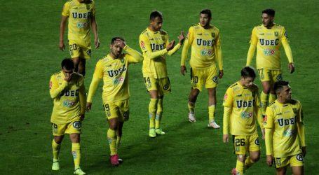 Primera B: U. de Concepción igualó ante San Felipe y no logra acechar al líder