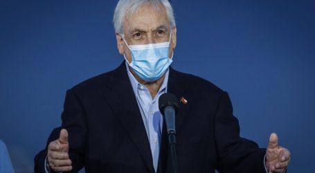 """Presidente Piñera recibió cargamento de vacunas y anunció """"Pase de Movilidad"""""""