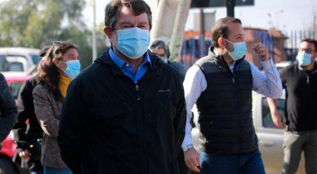 Orrego se suma a acto de apoyo a la impugnación de elecciones en San Ramón