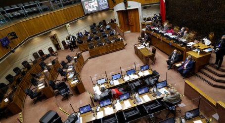 Senado expresó sus condolencias por asesinato de carabinero Francisco Benavides