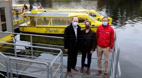 MOP dio conocer avances del plan maestro del borde fluvial en Valdivia